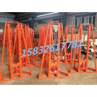 供應單側制動機械放線架,螺旋放線架,梯形放線架