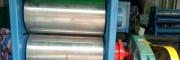 江蘇無錫立式液壓油桶切蓋機 鐵桶開平洗板機廠家