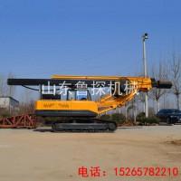 供应山东鲁探履带式大孔径旋挖钻机 多功能履带方杆旋挖钻机