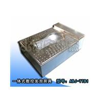 青海省安邦杰一体式光纤型发泡蹲便器