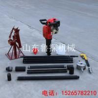 新款QTZ-2手持式取样钻机 10米浅层土壤取样设备取土钻机