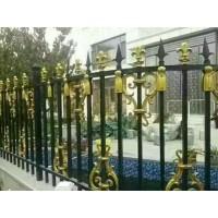 成都蛟龙港酒店铝艺护栏