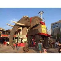 场面宏大机械大象出租