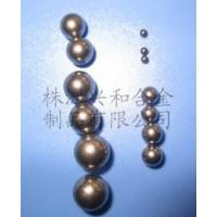 高密度钨合金配重钨球