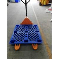 厂家供应塑料垫板仓储货物堆码九脚叉车托盘