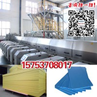 二氧化碳擠塑板設備全新上市