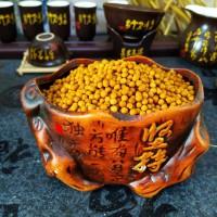 姜丸云南罗平小黄姜食用原始点内热源纯土姜丸代替熟姜粉片