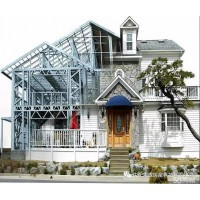 中配集成房屋--佛山轻钢结构别墅生产厂家,低碳环保