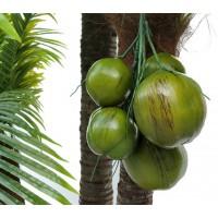 綠霸廠家供應,仿真椰子果假椰果 仿真水果模型裝飾道具