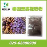 泰国黑姜提取物现货  黑姜根茎提取