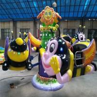 款式新穎 兒童游樂設備 旋轉小蜜蜂 造型可愛 質量保證