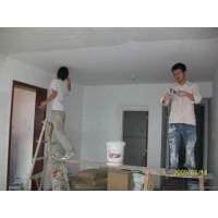 无锡新区修补墙面刮腻子鸿山装修粉刷涂料