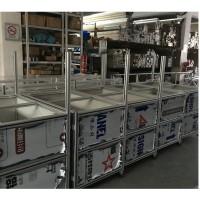 铝合金工作台框架电子加工厂家欧标系列流水线设备定制服务设计