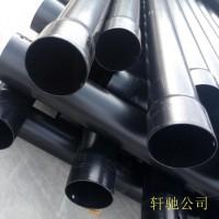 北京热浸塑钢管价格,热浸塑钢管厂家电缆专用管道