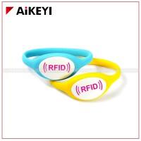 感應RFID彈性健身跑步智能運動手環款式新穎多次讀寫不開裂