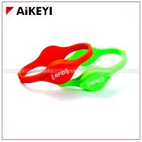 厂家智能运动手环运动健身手环硅胶手环PVC材质手环
