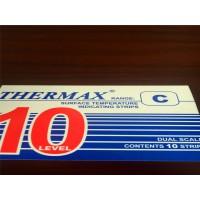 英国THERMAX测温纸/示温贴/温度标签/热敏试纸