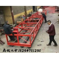 三辊轴摊铺机【型号齐全 工地混凝土摊铺机使用视频