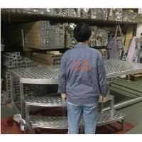 促销批发铝合金工作台定制纺织业机器设备框架