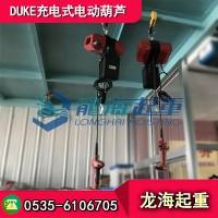 DCH-250充电式电动葫芦 链条使用长度10米