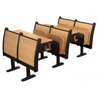 多功能培训椅厂家,专业课桌椅厂家批发,大学生课桌椅尺寸