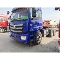 欧曼GTL双驱430马力二手货车价格优惠