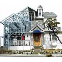 海南新农村建房选10年行业经验的中配集成轻钢别墅