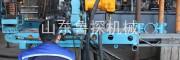 山東魯探KY-200坑道全液壓鉆機 金屬礦山勘探打孔取芯鉆機