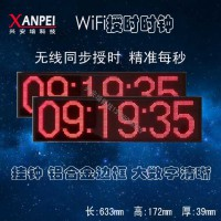 wifi网络时钟
