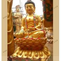 铜佛像_博创订做大型佛像