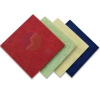 青岛恒泰聚酯纤维吸音板价格 学校环保吸音板