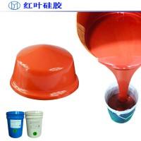 平时用的陶瓷碗上的花纹是怎么制作的吗,红叶移印胶浆