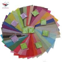 销售14-17g彩色拷贝纸雪梨纸薄页纸 东莞厂家
