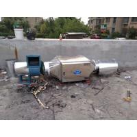 济南餐饮油烟净化器提供安装服务