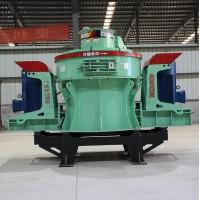广东清远制砂机 环保鹅卵石制砂设备 沃力重工生产线