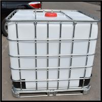 ibc吨桶1000千克化工桶带铁架塑料桶