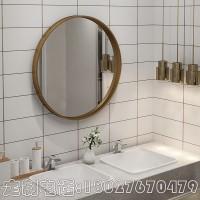 畫廊裝飾高級定制圓形高級相框不銹鋼鏡框不銹鋼畫框廠家