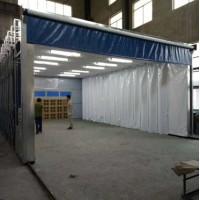 重庆工业伸缩喷漆房废处理设备厂家