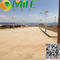 烏魯木齊鋰電一體化太陽能路燈制造商