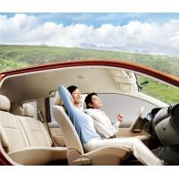 """汽車智能調光膜 帶您體驗汽車窗簾的""""黑科技"""""""