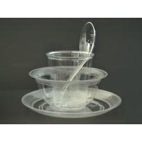 一次性水晶餐具机器设备价格