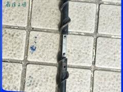 山东鑫隆供应防突钻杆/探水麻花钻杆/麻花钻杆