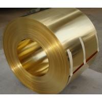 供應H65黃銅帶 環保H65黃銅帶 優質黃銅帶
