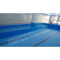 钢结构游泳池别墅一体化泳池健身房游泳池建设