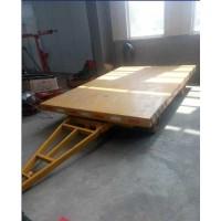 4T平板拖车山东厂家
