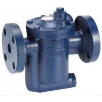 供应优质台湾DSC991铸铁倒筒式疏水阀DN25