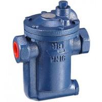 供应优质台湾DSC982铸铁倒筒式疏水阀DN25