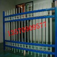 广州铁艺围墙护栏 锌钢护栏厂家 小区外墙栅栏