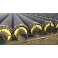 亿钢管道加工定制钢套钢蒸汽保温钢管,现货供应