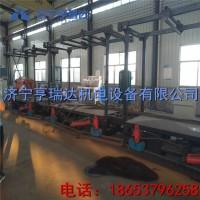 液壓自移式平闆車 自移式設備列車 礦用自移式設備列車